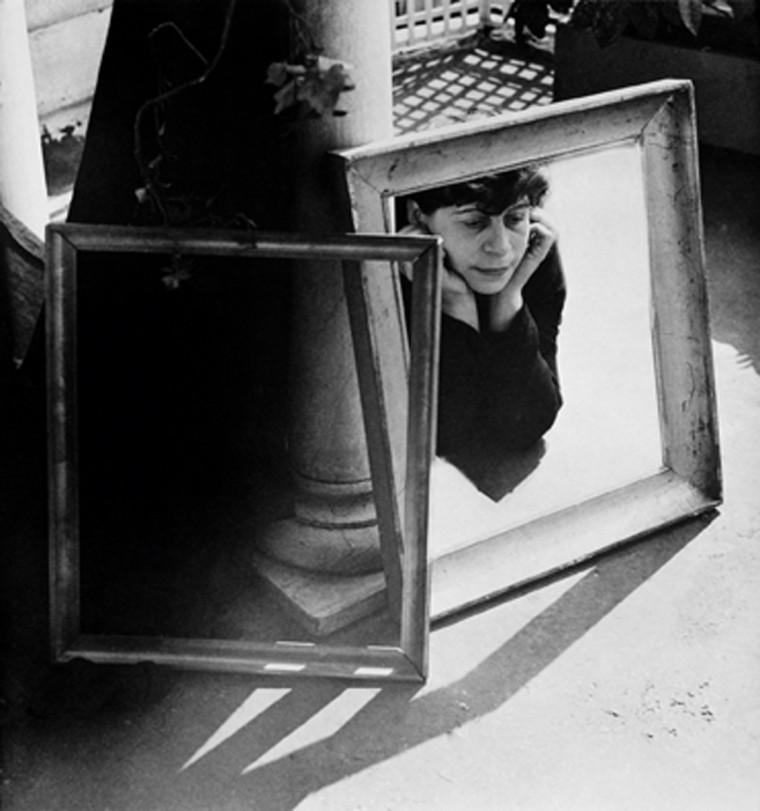 Florence Henri, Autoportrait, 1938. Collection particulière, courtesy Archives Florence Henri, Gênes. © Florence Henri / Galleria Martini & Ronchetti