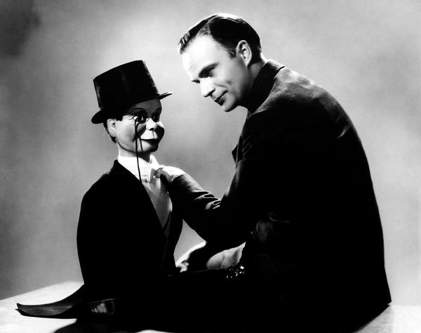Edgar Bergen et Charlie McCarthy © DR